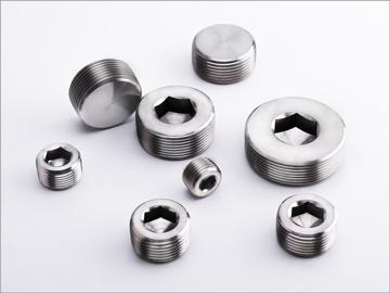 NPT1/4,PT1/4内六角螺塞, DIN906, JB/ZQ4446, JB/ZQ4447标准