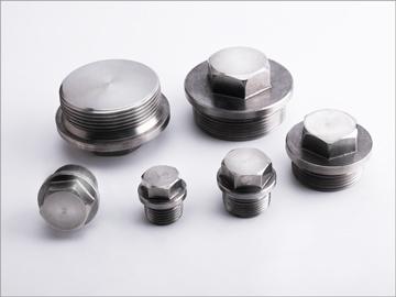 G1/4, 外六角法兰螺塞, DIN910, JB/ZQ4450, JB/ZQ4451标准